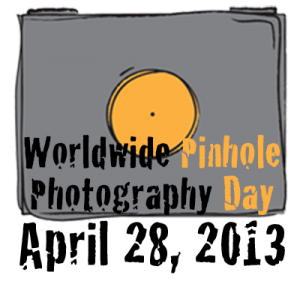 World Pinhole Photography Day promotional graphic