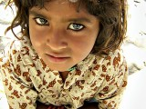 """Bright Eyes"" Haridwar, India March 2006"