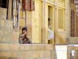"""""""The Girl Stays In"""" India March 2006"""