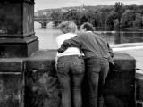 """Bridge of Thighs"" Karluv Most, Prague Czech Republic May 2008"