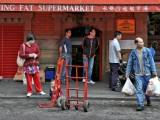 """Shock"" Chinatown, Manchester 2011"
